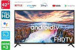 "Kogan 42"" Smart Full HD LED TV Android TV (Series 9, RF9220) $349 + Delivery (Was $429.99) @ Kogan"