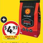 ½ Price 4kg BBQ Heat Beads $4.97 @ Coles