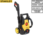[Club Catch] Stanley High Pressure Washer 1595PSI $89 Delivered (RRP $139) @ Catch