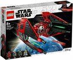 LEGO Star Wars 75240 Major Vonreg's TIE Fighter $102.42 Delivered @ Amazon AU