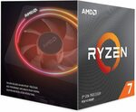 AMD Ryzen 7 3700X 3.6 Ghz 8-Core Processor with Wraith Prism Cooler $485.34 + Delivery (Free with Prime) @ Amazon US via AU