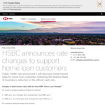 2 Years Home Loan Fixed P&I 1.88% @ HSBC Australia