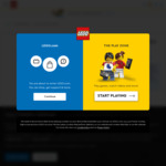 Double Points + Free LEGO Charles Dickens Tribute 40410 with Purchase over $209 @ LEGO