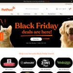 20% off Hill's Dog Food @ PetPost
