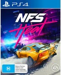 [PS4] Need for Speed: Heat $20 + Delivery (Free C&C) @ Big W