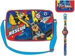 Duffle Bag Wallet Watch Set - Paw Patrol or Hot Wheels $9.95 (Inc 1 Duffle Bag+1 Wallet +1 Watch) Delivered @ Australia Post