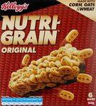 Kelloggs Nutri-Grain Bars 144g (6x 24g) $2 (Min 3) + Delivery ($0 with Prime/ $39 Spend) @ Amazon AU