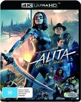 Alita: Battle Angel - 4K Ultra HD 1-Disc Version $6.71 + Delivery ($0 with Prime/ $39 Spend) @ Amazon AU
