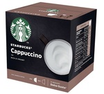 Starbucks Cappuccino Dulce Gusto 6/6 Pods (Min Qty 3) $5 ($4.50 S&S) + Delivery ($0 with Prime/ $39 Spend) @ Amazon AU