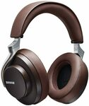 Shure AONIC 50 Wireless Noise Cancelling Headphones - (Brown) $400.94 + Delivery ($0 with Prime/ $39 Spend) @ Amazon UK via AU