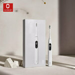 Xiaomi Oclean X Pro Elite Smart Toothbrush w/ 8 Blindzone Detection & Wireless QC + 3 Brush Heads US$55.64 (~A$73.52) @ Banggood
