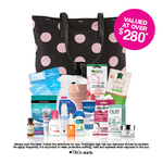 Free Skincare Gift Bag with $69 Spend on Selected Brands, Stacks with 50% off Olay, 40% off Neutrogena/Sukin + More @ Priceline