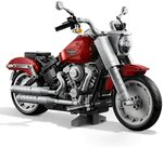 LEGO Harley-Davidson Fat Boy 10269 $99, Space Station 21321 $79, 3in1 Pirate Ship 31109 $95 Delivered @ Amazon AU