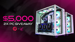 Win a Gaming PC worth US$2,500 from CLU Coin & Grid Gaming