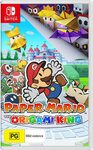 [Switch] Paper Mario: The Origami King $39 Delivered @ Amazon AU