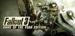 [PC, Steam] Fallout 3 GOTY Edition €2,50 (~A$4.00) @ Gamesplanet DE