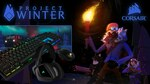 Win a Corsair Peripheral Bundle or 1 of 2 Minor Prizes from Corsair/Project Winter
