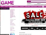 GAME Aus (Online), Extra 20% off Discounted Sale Items with Coupon Code + Free Shipping