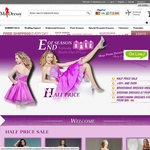 Msdressy.com - Formal Dresses End of Season Sale, Expires Aug. 31, 2012