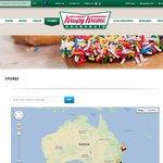 FREE Original Glazed on Wednesday  31Oct @Krispy Kreme