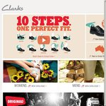 Clarks Shoes Instore - Most Men's Shoes $29 - Women's Shoes from $25