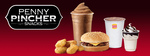 Penny Pinchers Are Back @ Hungry Jacks