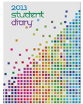 Collins Debden Student A5 Week to View 2013 Diary - $0.50