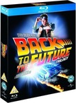 Back to The Future Trilogy Blu-Ray - $14.50 Approx. Shipped from Zavvi