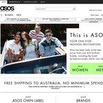 20% off Full Priced ASOS Items