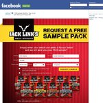 Jack Links Beef Jerky Free Sample (FB Req)