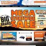 Big Brand Mega Storewide Sale 20% to 50% off