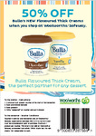 50% off Bulla's New Flavoured Thick Creams at Woolworths
