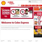 20% OFF *ALL iTunes GIFT CARDS at Any Coles Express