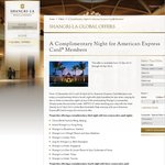 Complimentary Nights at Shangri-La Hotels and Resorts - AMEX OFFER