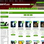 "Zavvi 10% off ""Best of"" and ""Pre-Order"" Blu-Ray/DVD Coupons"