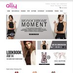 ALLY FASHION - 50% OFF Online Sale Stock