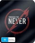 Metallica: Through The Never (3D Blu-Ray/ Blu-Ray/ DVD) (LE Steelbook) $19.98 @ JB Hi-Fi