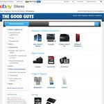 eBay Big Sunday (28th Sept) - 20% off The Good Guys Store on eBay