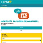Optus Yes Hoyts Rewards $5 Kids Tickets with $10 Adult Tickets
