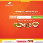 Delivery Hero $14 off, Minimum $20 (Mobile App Required)