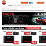 SanDisk Ultra II SSD 480GB $229 & Free Shipping - Shopping Express