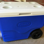 Coleman 38L Wheeled Cooler $59.98 @ Stratco