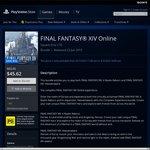 [PSN Store AU] Final Fantasy XIV Online Bundle (A Realm Reborn + Heavensward) $45.62