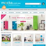 Mocka - 20% off (Furniture and Wooden Kids Toys)