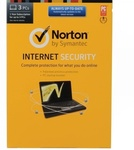 Symantec Norton Internet Security 3 PCs 1 Year $16, 1PC $12. No Shipping, Email Key @ SaveOnIT