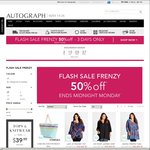 50% off Flash Sale at Autograph Clothing - ~400 Items Discounted