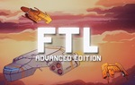 FTL Advanced Edition PC Game (Steam) $1.99 USD (~ $2.76 AUD), Usually $9.99 USD