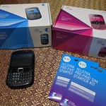 Telstra Qwerty-Touch and Indy Prepaid Phones $9 Each with $10 Sim Starter Kit @ Coles