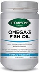 Thompson's Omega 3 Fish Oil 1000MG 400 Capsules $15.95 Delivered @ Super Pharmacy (RRP $39.04)