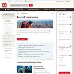 Australia Post Travel Insurance - 20% off
